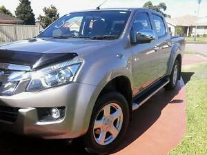 2014 Isuzu D-Max Ute Salamander Bay Port Stephens Area Preview