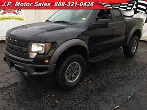 2010 Ford F-150 SVT Raptor, Automatic, Navigation, Sunroof, 4*4