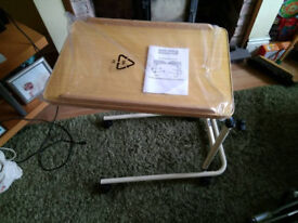 Aidapt Bed Table (brand new)