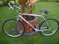 CLAUDBUTLER Aluminium Mountain Bike