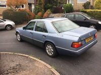 Merc 260e automatic 125k . 8 months mot no tax . 2 new tyres and brand new battery