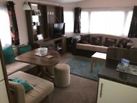 delta sea breeze 2013 2 bedrooms 6 berth immaculate condition, smoke and pet free CH & DGW