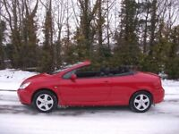 ONLY 53,000 MILES CONVERTIBLE PEUGEOT 307 cc