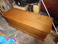 repro pine box