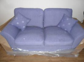 3 seater settee brand new still wrapped can deliver free local .2 seater also available.