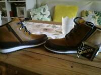 Boots Clark for boys size 13f
