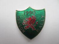 dragon rally badge 1990 NEW