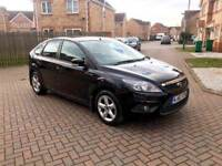 2011 FORD FOCUS 1.6 ZETEC AUTOMATIC, LOW MILES, JUST SERVICED, FULL MOT, HPI CLEAR