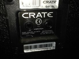 Crate GT 1200H Half Stack