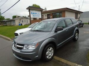 2010 Dodge Journey SE 7 places