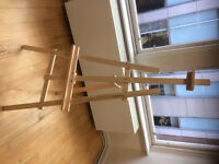 studio easel for art and craft (pine wood)