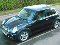 Mini Cooper 1.6 petrol '06 LEATHER, 11 months MOT