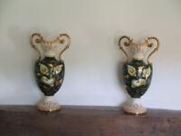 Pair of Large Antique Vases