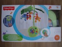 Fisher Price Rainforest Mobile very good condition in box.