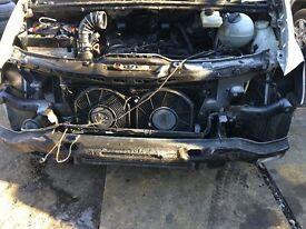 Mercedes Vito mini bus Van Silver 2007 2.2 Diesel Auto (front panel and Radiator)
