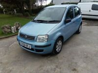 56 Plate Fiat Panda 1.2. 5 Door, MOT Feb 18. Any test or trial. PX welcome, Just £495.