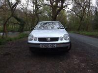 2005 VW POLO TWIST 1.2 3DR A/C FSH,MOT 10/18 EXCELLENT CONDITION IDEAL FIRST CAR