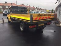 Ford transit flatbed body 12 ft
