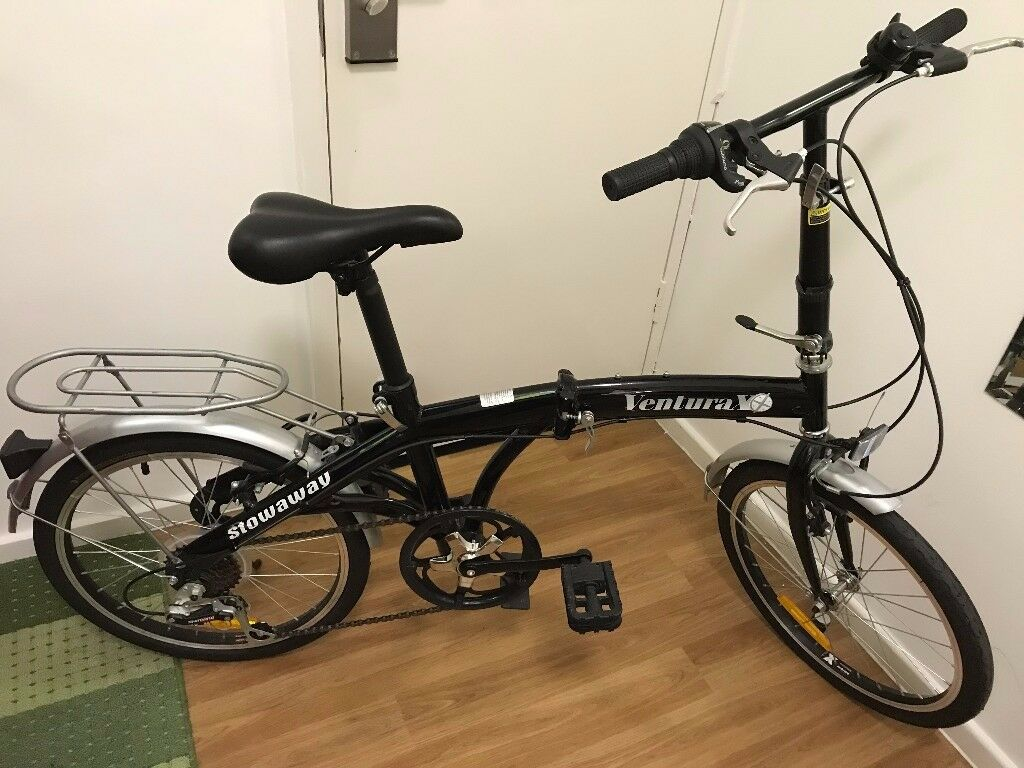 Ventura Folding Bike for sale