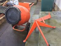 Cement Mixer (electric)