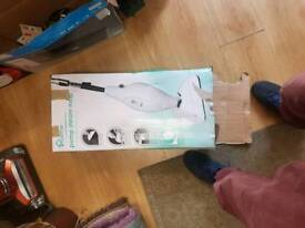 Holmes carpet and hard surface steam mop