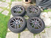Integra dc5 alloy wheels
