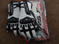 RST Stunt 2 ladies Motorcycle Gloves VGC P&P £3.50