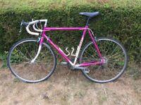 'Giant' racing bike