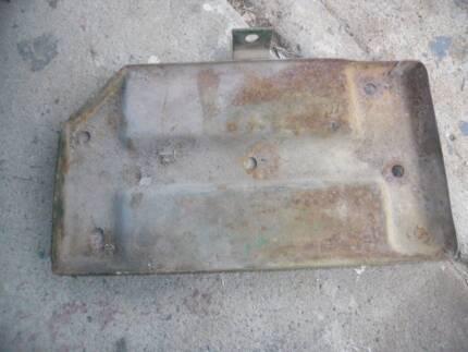 Ford xb xc v8 battery tray