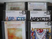Classical music CD's
