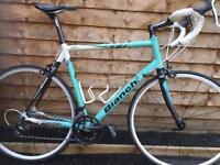 Bianchi Via Nirone Road Bike, cycle, bicycle