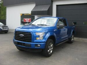 2015 Ford F-150 XLT SUPERCAB SPORT 4X4 LIFT KIT 4X4