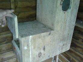 OWL NEST BOX