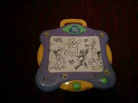 Winnie The Pooh Drawing Board For Kids