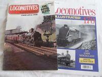 Locomotives Illustrated