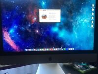 """27"""" 5K IMac - Mid 2015 in mint condition"""