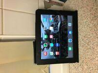 apple ipad 4 32gb in black