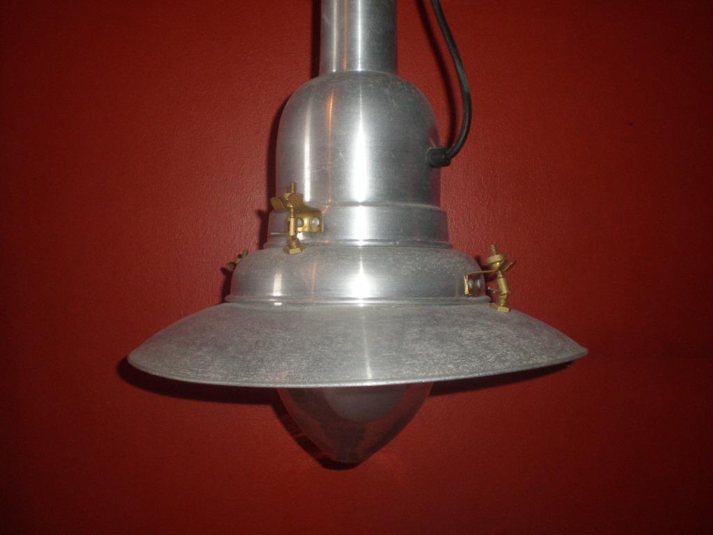 Ceiling Lights Gumtree Belfast : Vintage factory style alumnium ceiling light in