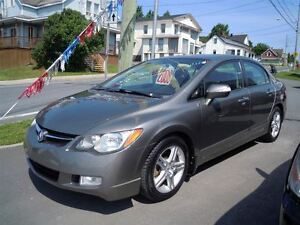 2008 Acura CSX Technology Package