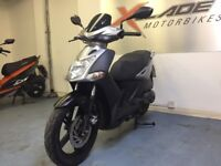 Kymco Agility City 125cc Automatic Scooter, 1 Owner, Good Condition, ** Finan...