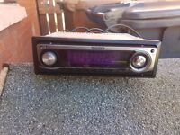 kenwood cd- USB player (not sub amp radio )