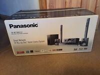 Panasonic 3D blue ray model no: SC-BTT 465
