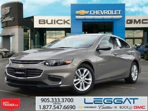 2017 Chevrolet Malibu LT/ Leather/ Tech Package