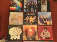 Great collection of 148 original vinyl LPs (2). See ad 1 for other photos