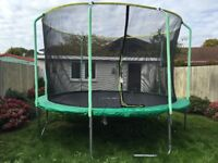Large Rebo Trampoline for Sale