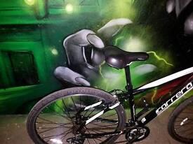 Carrera Crossfire hybrid bike