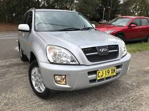 2011 Chery J11 MARCH 2018 REGO LOW KS LOGBOOKS MAGS MANUAL A1 Sutherland Sutherland Area Preview