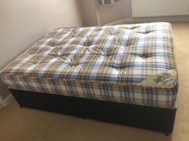 6 months old double bed for sale