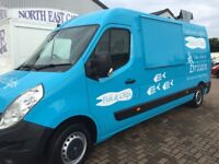 Fish & Chip Van Conversion - Mobile Outdoor Street food Catering