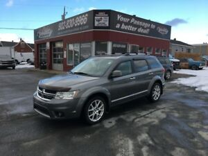 2012 Dodge Journey R/T AWD R/T AWD